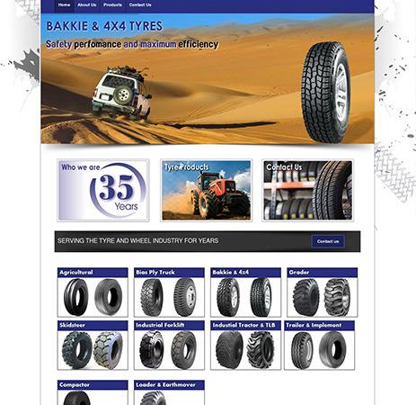 Reivilo Industrial Tyres