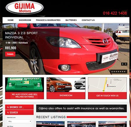 Gijima Motors Vereeniging