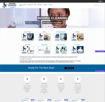 Indgro Holdings