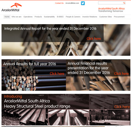 ArcelorMittal South Africa