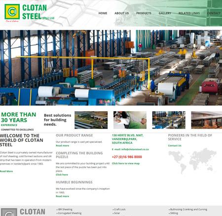 Clotan Steel