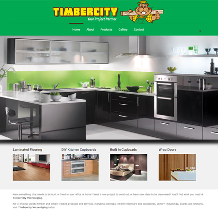 Timbercity Vereeniging
